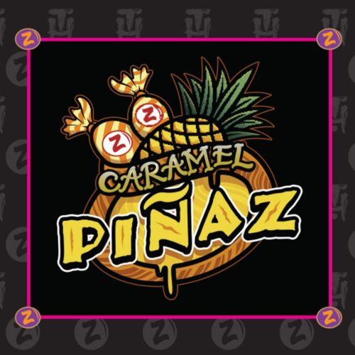 Caramel Pinaz Regular Cannabis Seeds by Plantinum Seeds - Terp Hogz