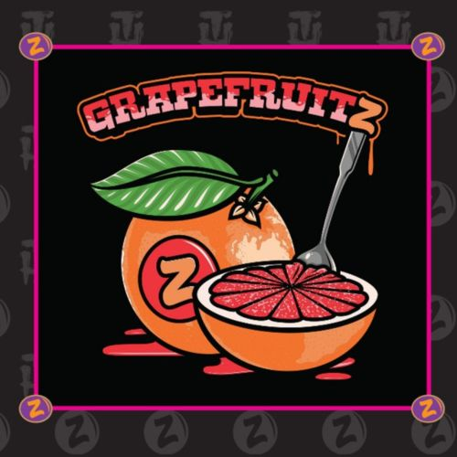 Grapefruitz Regular Cannabis Seeds by Plantinum Seeds - Terp Hogz