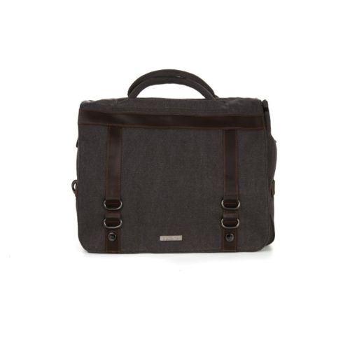 Deluxe Messenger Bag by Sativa Hemp Bags