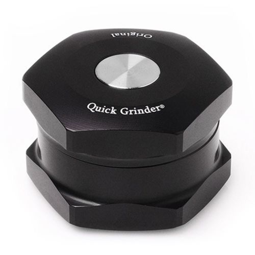 Original Quick Herb Grinder - Black