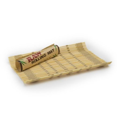 Natural Bamboo Rolling Mat from RAW Papers