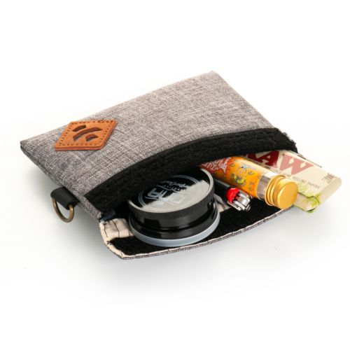 The Mini Confidant (Nylon Collection) Pocket Stash Bag by Revelry Supply