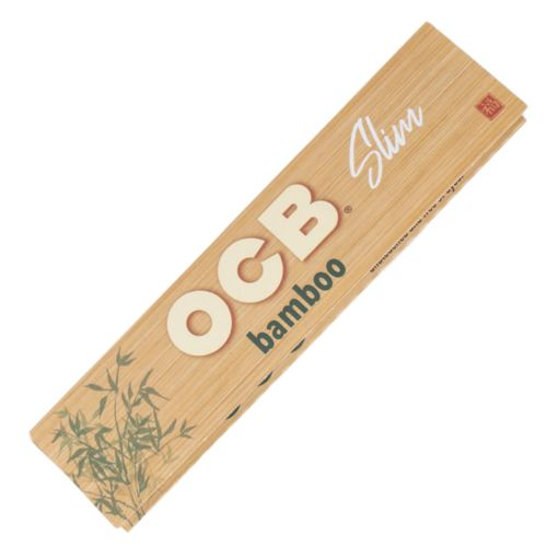 OCB Bamboo King-Size Slim Rolling Papers