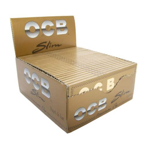 OCB Premium One King-Size Slim Rolling Papers