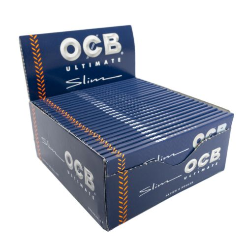 OCB Ultimate King-Size Slim Rolling Papers