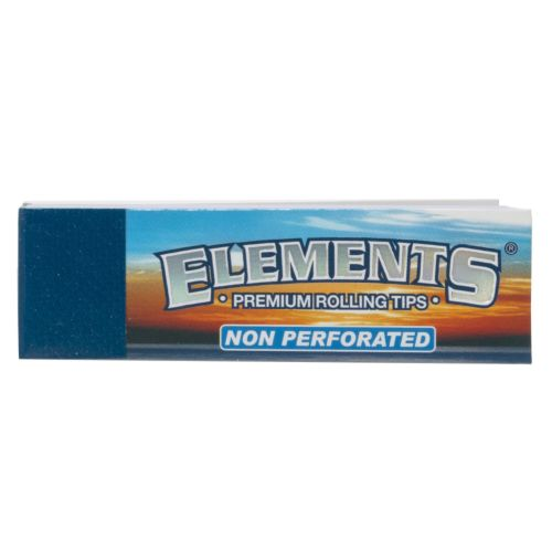 Non-Perforated Rolling Tips by Elements