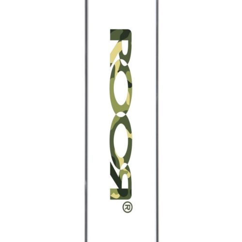 Custom Little Sista Ice 18.8mm (Camo 2 Light Safari) Logo Series by ROOR