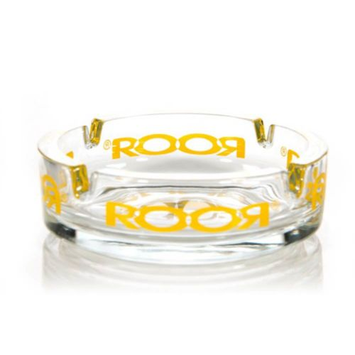 RooR Glass Ash Tray