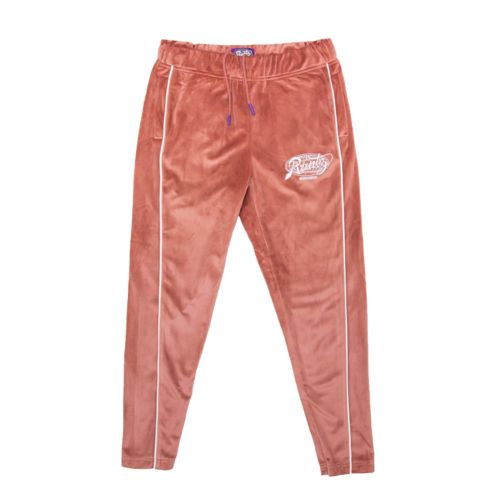 Rose Worldwide Tricot Velour Tracksuit Bottoms by Runtz