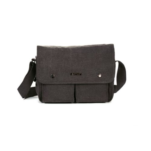 Hemp Medium Shoulder Bag by Sativa Bags