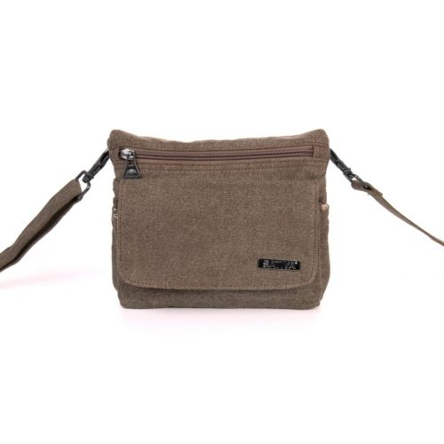 Hemp Day Tripper Shoulder Bag by Sativa Bags