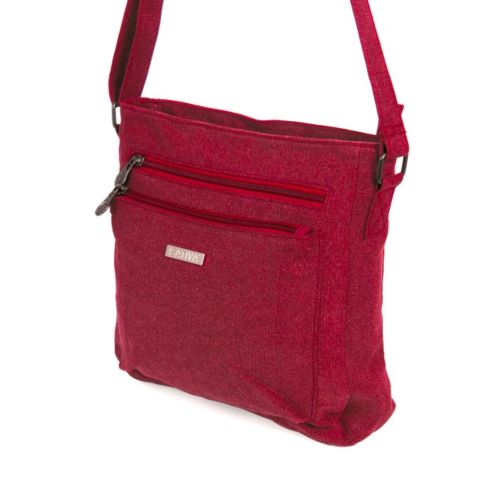 Hemp Elegant Shoulder Bag by Sativa Bags