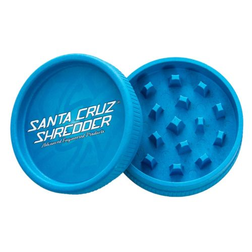 Santa Cruz Shredder Hemp Grinder (Blue x1)