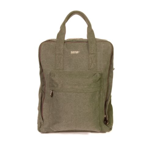 Hemp All Purpose Carrying Bag (Clearance Style) by Sativa Bags