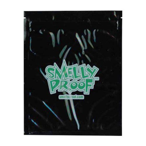 Black Smelly Proof Storage Bags