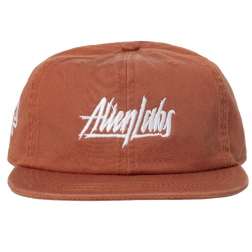 Unstructured 6 Panel Hat by Alien Labs