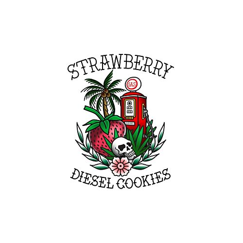 Strawberry Diesel Cookies Regular Cannabis Seeds by Oni Seed Co