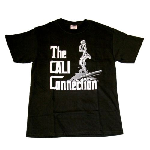 The Cali Connection - Original Logo Tshirt - Discontinued