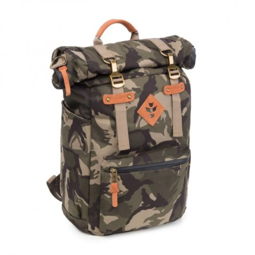 The Drifter Rolltop Backpack Odour Proof Bag by Revelry