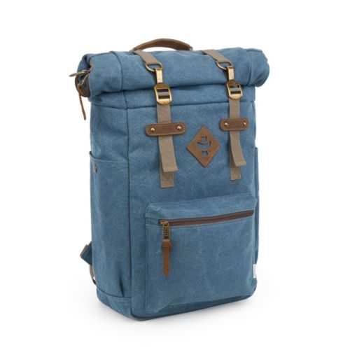 The Drifter (Canvas Collection) Rolltop Backpack by Revelry