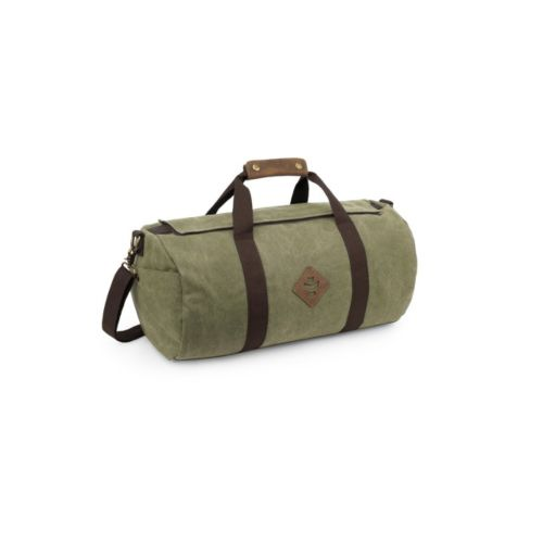 The Overnighter (Canvas Collection) Small Duffle by Revelry
