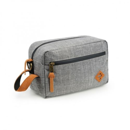 The Stowaway Toiletry Kit Odour Proof Bag by Revelry