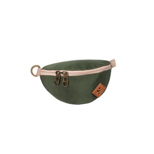 The Amigo Green Cross Body Waist Bag by Revelry Supply