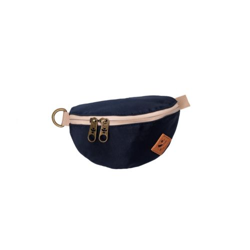 The Amigo Navy Blue Cross Body Waist Bag by Revelry Supply