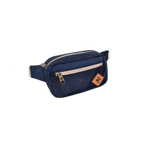 The Companion Navy Blue Cross Body Waist Bag by Revelry Supply
