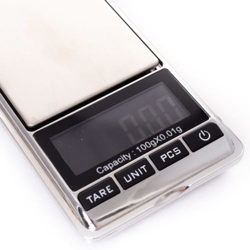 Veritas Digital Precision Scales (Platinum Collection) by Kenex