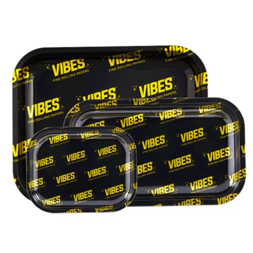 Signature Aluminium Rolling Tray by Vibes