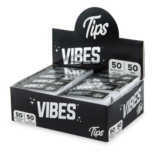 Perforated Rolling Tips by Vibes