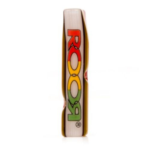 Roor Cypress Hill Phuncky Feel Glass Filter Tip - White Rasta