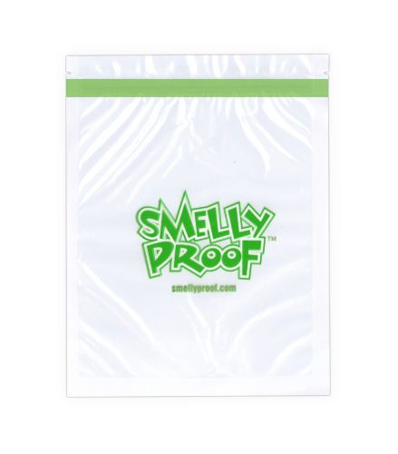 Clear Storage Bags By Smelly Proof