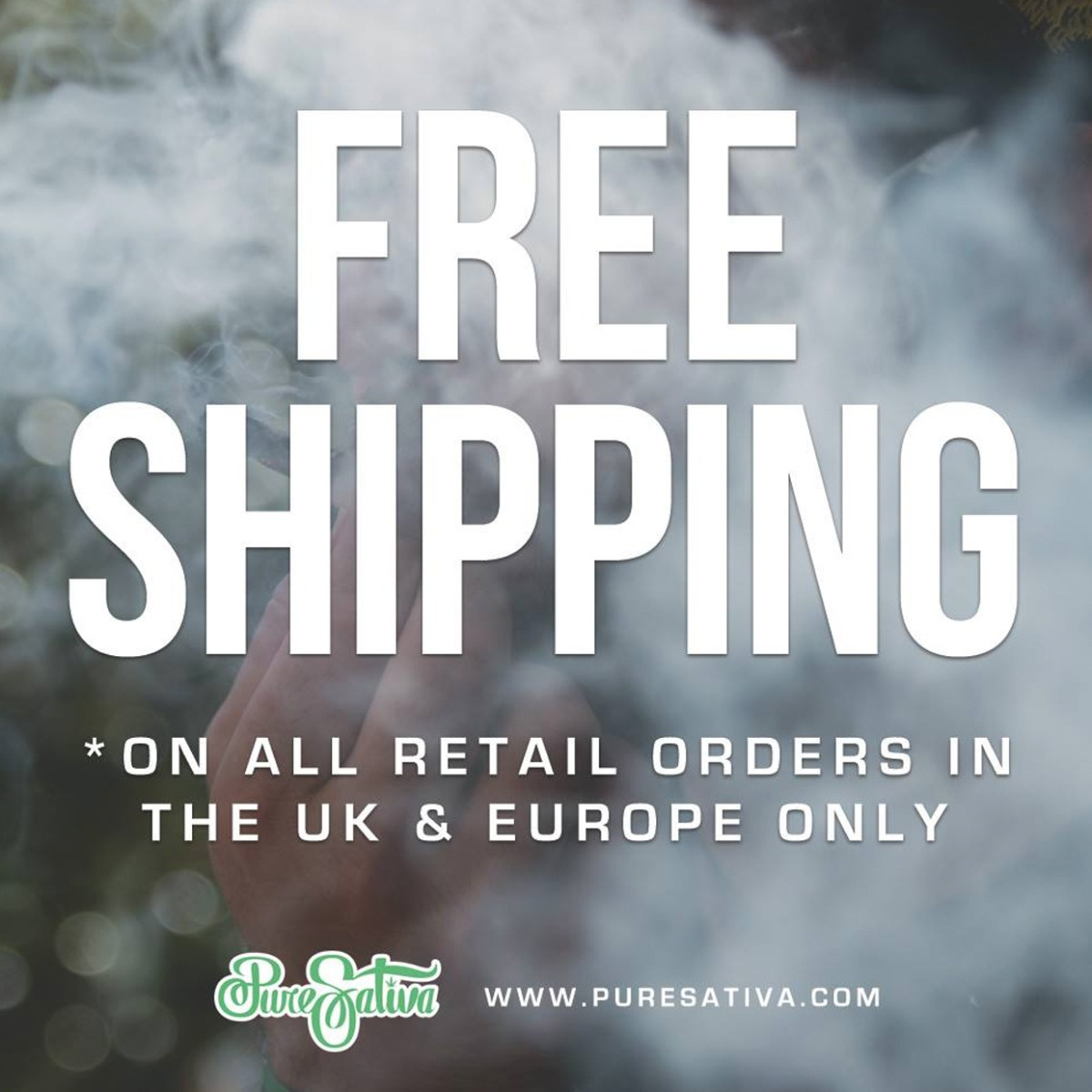 Free Shipping on all UK and EU Orders