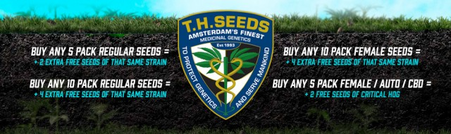 Buy any T.H.Seeds and receive Free seeds