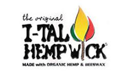 Ital Hemp Beeswax Wick