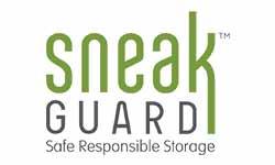 SneakGuard Lockable Storage