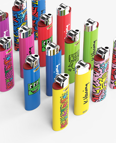 Keith Haring Lighters Wholesale